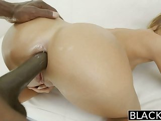 Blacked Interracial Butt Fuck Coitus Roughly Jada Stevens - ANALDIN