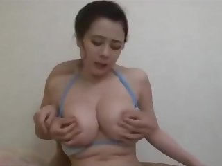 Craziest Japanese girl in Fabulous Cumshots JAV clip only here