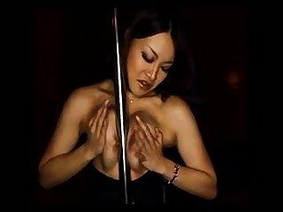 Asian Striptease Unconforming Webcam Porn Video