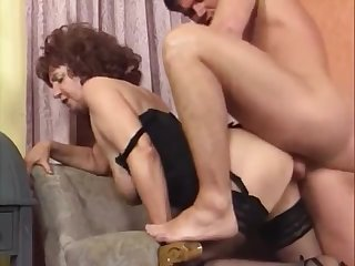RED HAIRY GERMANY MILF