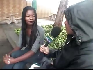 adorable ebony young cutie gets gangbanged by white guys for college soft-cover money