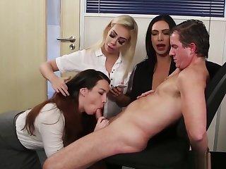 Cfnm Office Mistresses