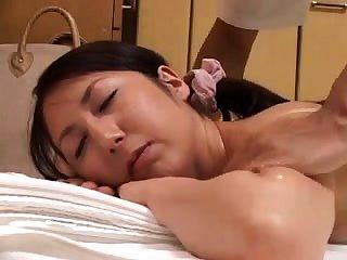 Japanese Kneading pt 2 Slippery Nuru Kneading