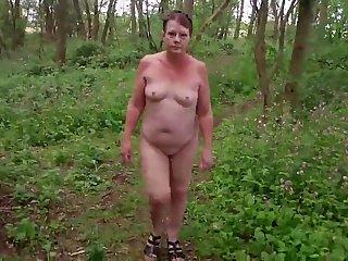 Low-spirited Matures Naked Slut Walk Skim through dramatize expunge Woods