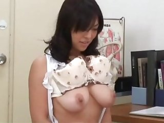 Vagina Checking By a Japanese Doctor