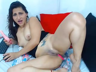 Colombian Milfs Surrounding Nice Shows On Webcam