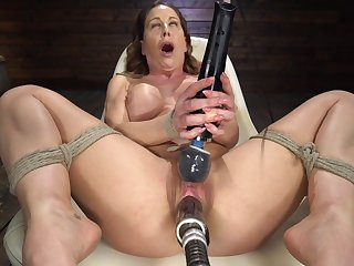 Shafting machinery mature hard porn with munificence DeVille