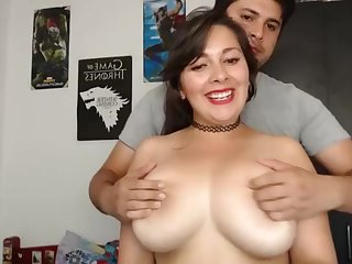 Hispanic Sbbws Naked Pretty Latina