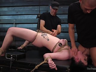 BDSM while she screams outlander awe is fabulous for Veruca James