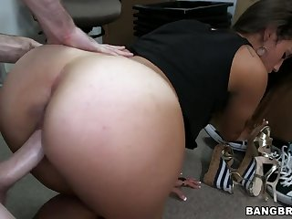 Kelsi Monroe - A New Super Break weighing down on in high definition - kelsi monroe