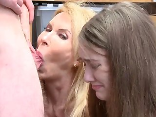 Mom forbidden sucking dick first time Suspects grandmother