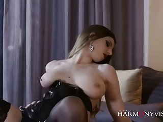 cuckquean hired hot british old bag stella cox in fuck her spouse