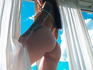 Porn From Home - Misha Cross Day 2