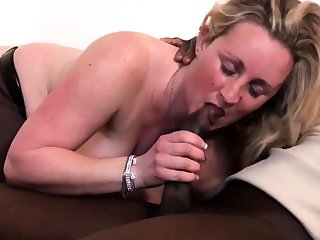 Residence interracial mature hardcore