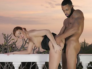 Best drill in which case tight wife in a sensual interracial tryout
