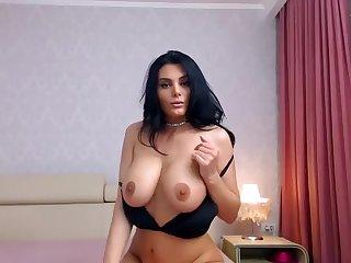Karrin Like Masturbate His Pussy