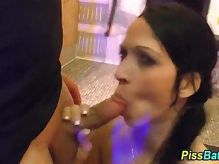 Godly slut in a kinky sex movie