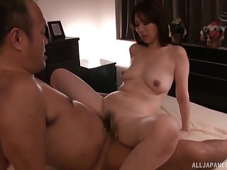 Hotel room one in the first place one action with at all times horny Shouda Chisato