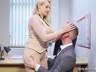 Angel Wicky is a luxurious ash-blonde mummy who s constantly providing titjobs all round the brush shafting partners
